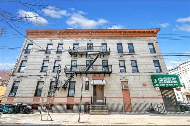 19-38 Linden Street, Ridgewood, NY 11385 (MLS #449389) :: Carollo Real Estate