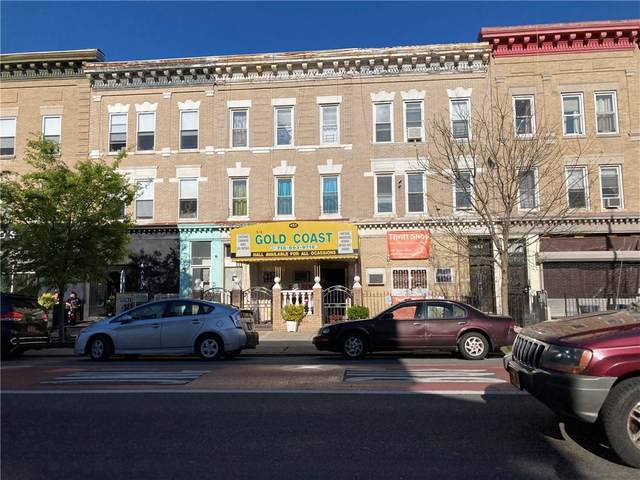 457 Rogers Avenue, BROOKLYN, NY 11225 (MLS #450604) :: Team Pagano