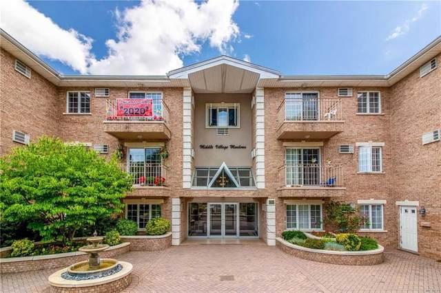 62-48 Mt. Olivet Crescent 3G, Middle Village, NY 11379 (MLS #450681) :: Carollo Real Estate
