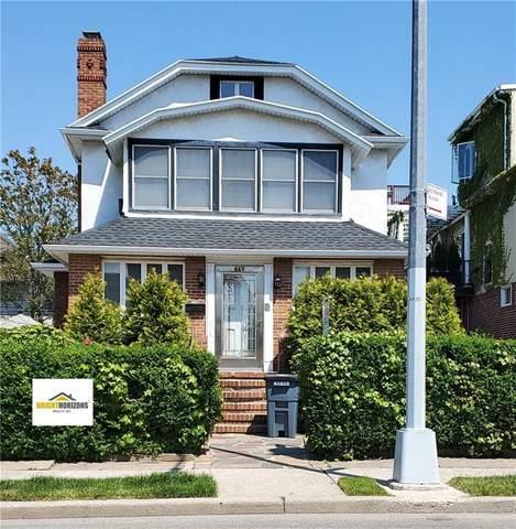 267 Amherst Street, BROOKLYN, NY 11235 (MLS #451160) :: Laurie Savino Realtor