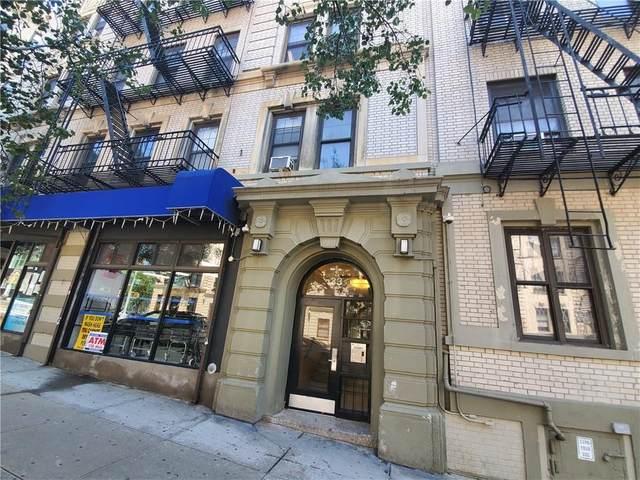 33 Convent Avenue #8, New York, NY 10027 (MLS #451866) :: Carollo Real Estate