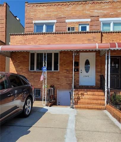 2045 66th Street, BROOKLYN, NY 11204 (MLS #451906) :: Team Pagano