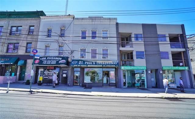 6 St Pauls Avenue, Staten  Island, NY 10301 (MLS #452123) :: Carollo Real Estate