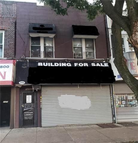 2509 Avenue U, BROOKLYN, NY 11229 (MLS #455020) :: RE/MAX Edge