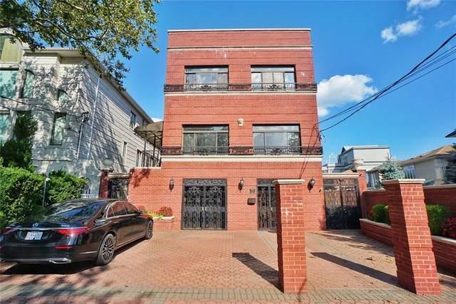 175 Whitman Drive, BROOKLYN, NY 11234 (MLS #455155) :: RE/MAX Edge
