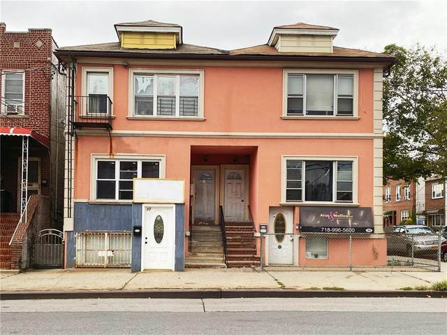 33 Avenue U, BROOKLYN, NY 11223 (MLS #455255) :: RE/MAX Edge