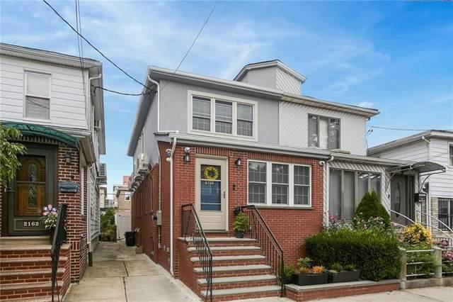 2158 E 22nd Street, BROOKLYN, NY 11229 (MLS #455499) :: RE/MAX Edge