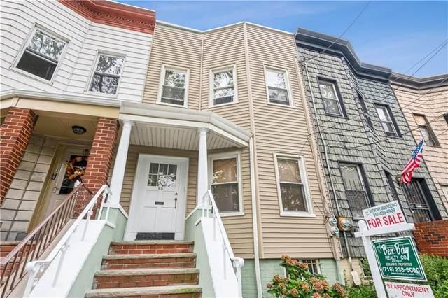 63 Dahlgren Place, BROOKLYN, NY 11228 (MLS #455669) :: Team Pagano