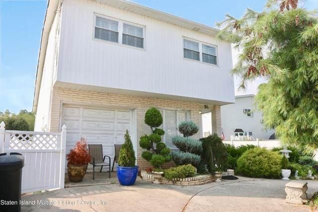 94 Cranford Avenue, Staten  Island, NY 10306 (MLS #455715) :: Laurie Savino Realtor