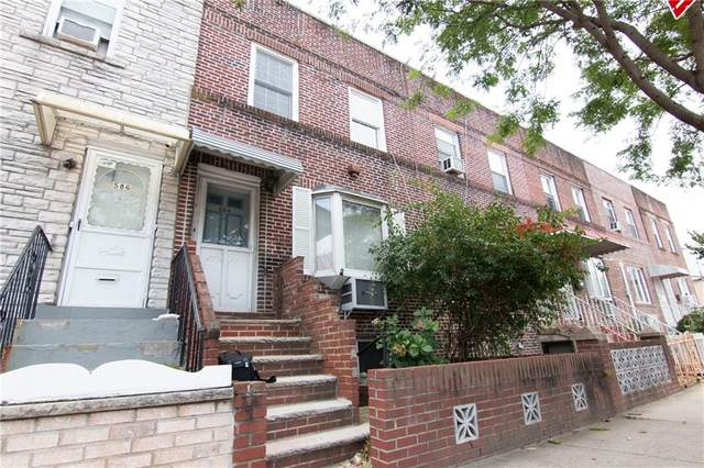 584 Bay Ridge Avenue, BROOKLYN, NY 11220 (MLS #455860) :: Laurie Savino Realtor