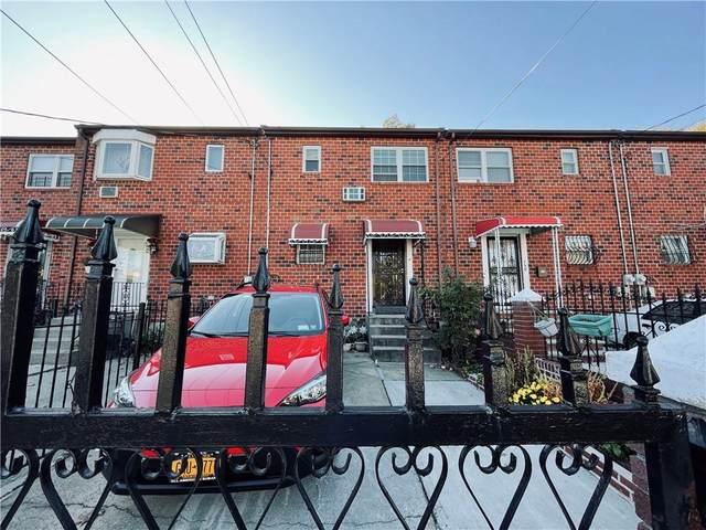 542 Essex Street, BROOKLYN, NY 11208 (MLS #456572) :: Team Gio   RE/MAX
