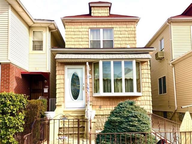 1547 W 4 Street, BROOKLYN, NY 11204 (MLS #436076) :: RE/MAX Edge