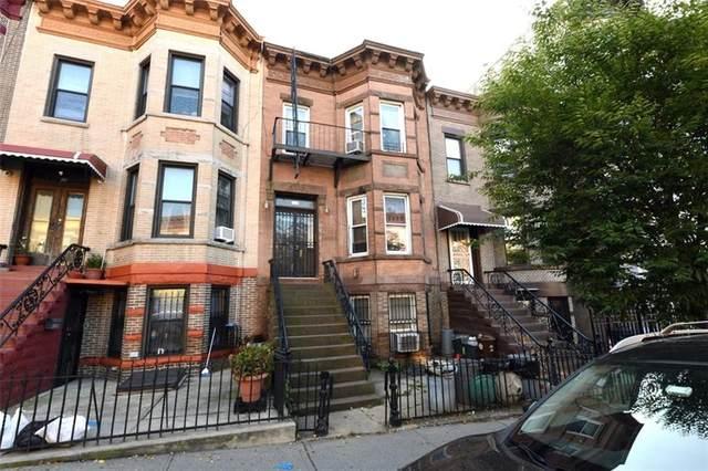 524 52 Street, BROOKLYN, NY 11220 (MLS #444020) :: RE/MAX Edge