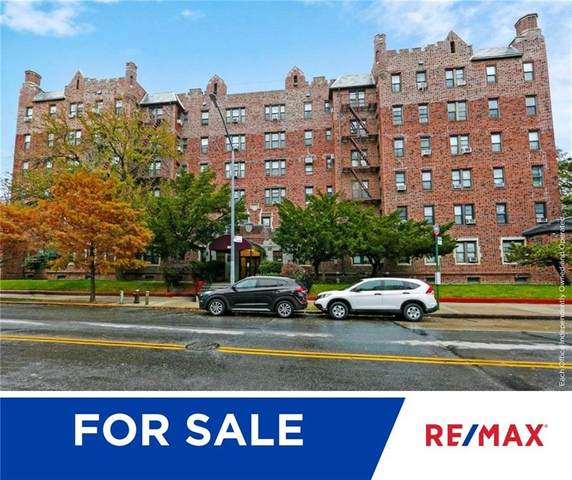 515 Avenue I Avenue 2G, BROOKLYN, NY 11230 (MLS #445547) :: Laurie Savino Realtor
