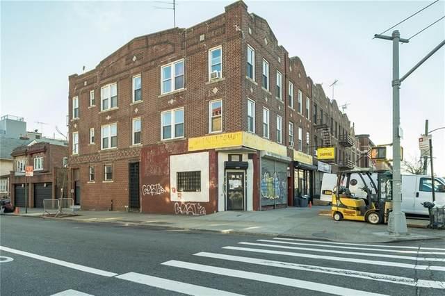 477 Rogers Avenue, BROOKLYN, NY 11225 (MLS #446719) :: Team Pagano