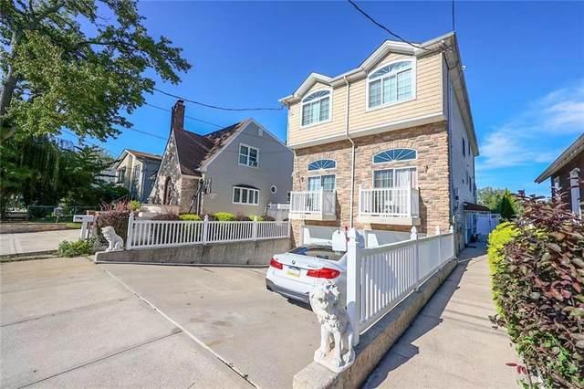141 Whitman Avenue, Staten  Island, NY 10308 (MLS #455818) :: Team Pagano