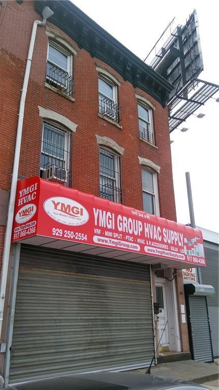 595 3 Avenue, BROOKLYN, NY 11215 (MLS #430703) :: RE/MAX Edge