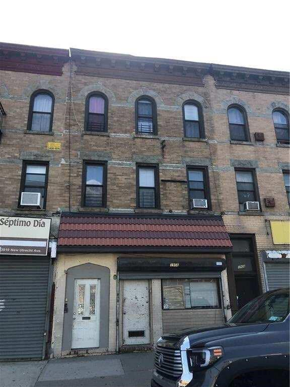 3908 New Utrecht Avenue, BROOKLYN, NY 11219 (MLS #432370) :: RE/MAX Edge