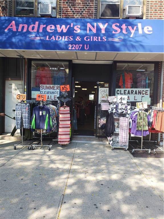 2207 Avenue U Avenue, BROOKLYN, NY 11229 (MLS #433514) :: RE/MAX Edge