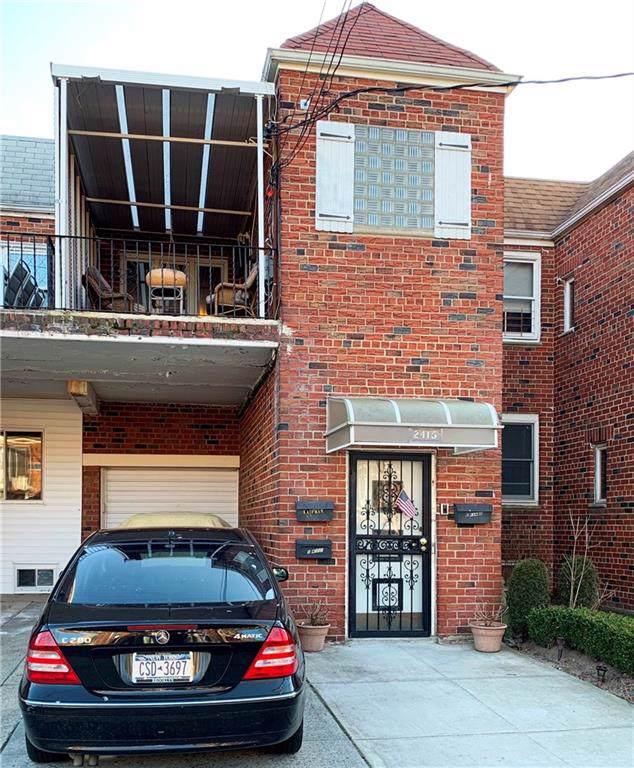 2415 E 63 Street, BROOKLYN, NY 11234 (MLS #435985) :: RE/MAX Edge