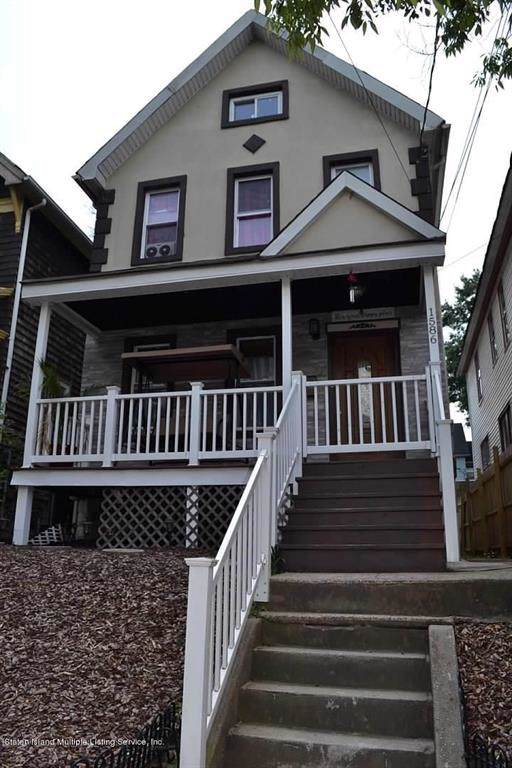 1586 Castleton Avenue, Staten  Island, NY 10302 (MLS #436284) :: RE/MAX Edge