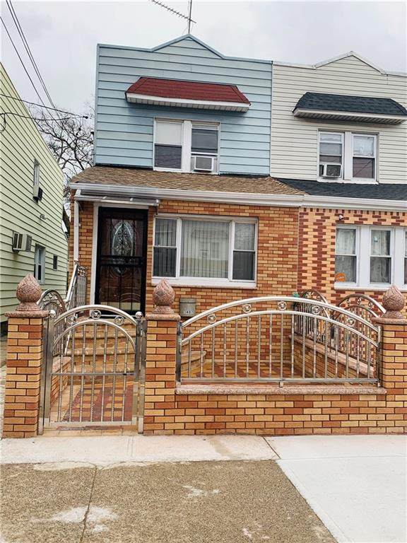1407 E 55 Street, BROOKLYN, NY 11234 (MLS #437332) :: RE/MAX Edge