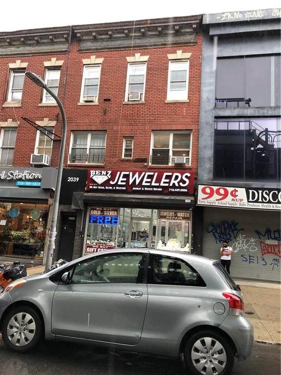 2039 86 Street, BROOKLYN, NY 11214 (MLS #440312) :: RE/MAX Edge