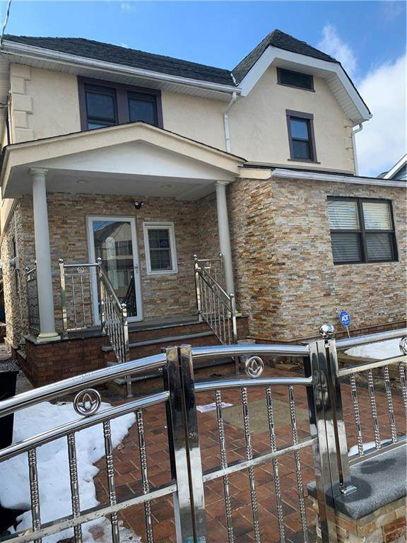70 Bodine Street, Staten  Island, NY 10310 (MLS #448749) :: Team Gio | RE/MAX