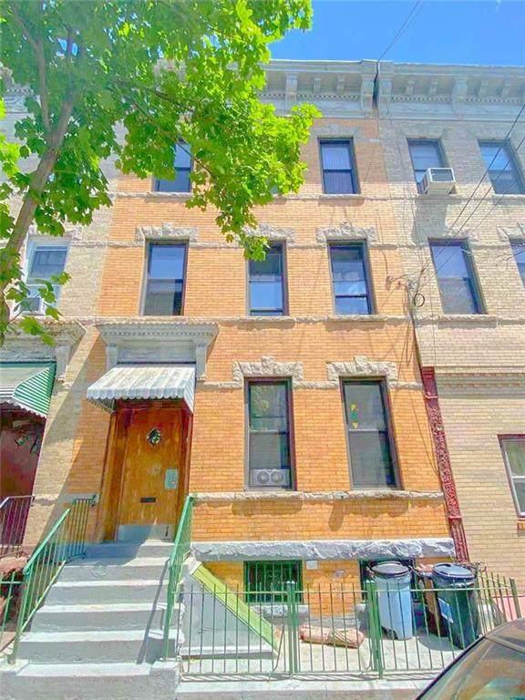 815 Woodward Avenue, Ridgewood, NY 11385 (MLS #451667) :: Carollo Real Estate