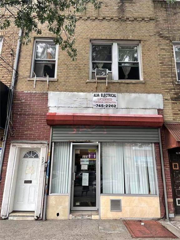 223 Avenue U, BROOKLYN, NY 11213 (MLS #455384) :: RE/MAX Edge