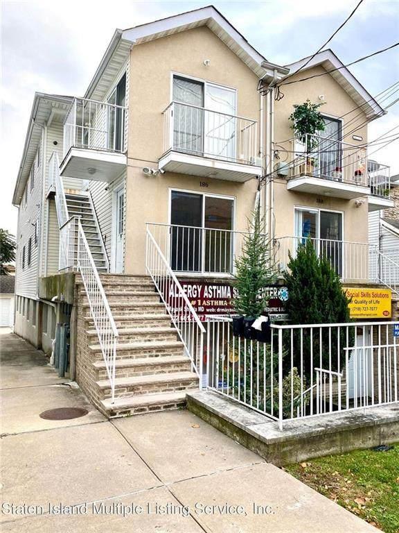 186 Hylan Boulevard 2B, Staten  Island, NY 10305 (MLS #456371) :: Team Gio | RE/MAX