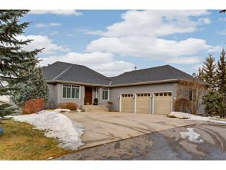 1 Summit Pointe Drive, Heritage Pointe, AB T1S 4H2 (#C4099838) :: The Cliff Stevenson Group