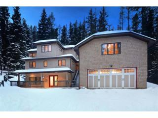 345 Wild Rose Close, Rural Rocky View County, AB T0L 0K0 (#C4102499) :: Canmore & Banff