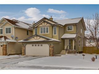116 Cougar Ridge Drive SW, Calgary, AB T3H 4X6 (#C4103988) :: The Cliff Stevenson Group