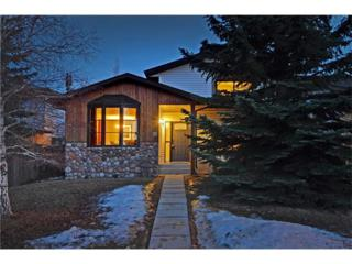 55 Woodford Crescent SW, Calgary, AB T2W 4C6 (#C4104360) :: The Cliff Stevenson Group