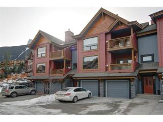 80 Dyrgas Gate #612, Canmore, AB T1W 3M8 (#C4104610) :: Canmore & Banff