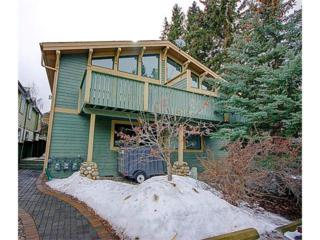 730 3rd Street #4, Canmore, AB T1W 2J6 (#C4104918) :: Canmore & Banff
