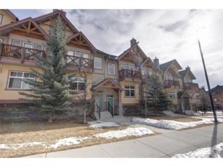 85 Dyrgas Gate #104, Canmore, AB T1W 3L1 (#C4105121) :: Canmore & Banff