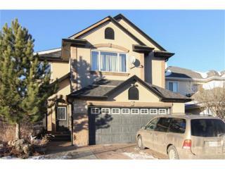 48 Cranleigh Drive SE, Calgary, AB T3M 1G7 (#C4105606) :: The Cliff Stevenson Group