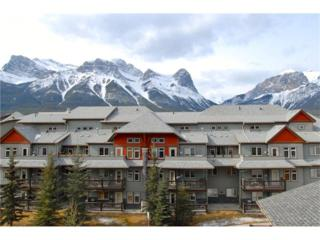 109 Montane Road #305, Canmore, AB T1W 3J2 (#C4107110) :: The Cliff Stevenson Group
