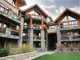 505 Spring Creek Drive #211, Canmore, AB T1W 0C5 (#C4108047) :: Canmore & Banff