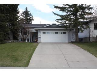 6616 62 Avenue NW, Calgary, AB T3B 3E8 (#C4113087) :: Canmore & Banff
