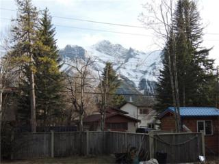 929 16th Street, Canmore, AB T1W 1X4 (#C4113104) :: Canmore & Banff