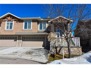 6 Discovery Woods Villa(S) SW, Calgary, AB T3H 5A6 (#C4104061) :: The Cliff Stevenson Group