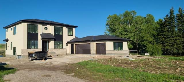 2266 Springbank Heights Way, Rural Rocky View County, AB T3Z 1C7 (#A1024005) :: Calgary Homefinders