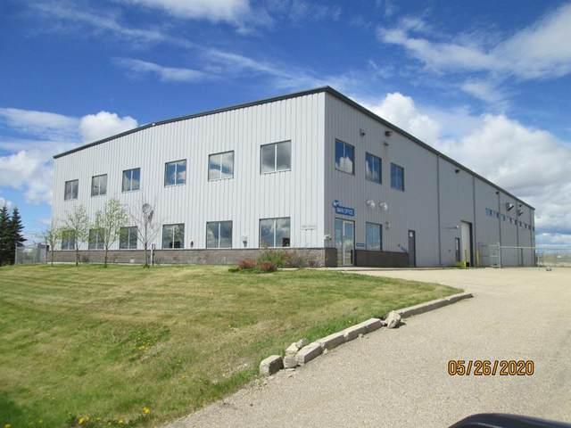 9650 136 Avenue, Grande Prairie, AB T8X 0K4 (#A1001143) :: Western Elite Real Estate Group