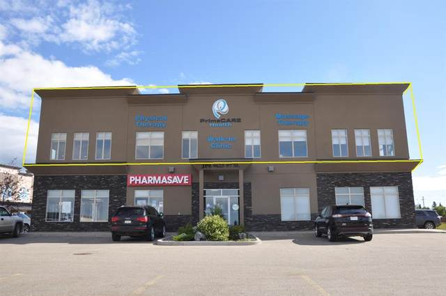 9625 97 Street #201, Grande Prairie, AB T8V 8V9 (#A1001357) :: Canmore & Banff