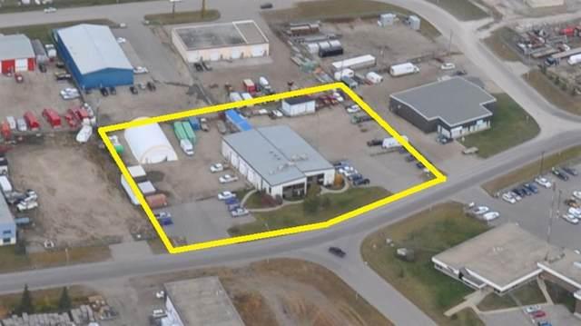 11218 89 Avenue, Grande Prairie, AB  (#A1001366) :: Canmore & Banff