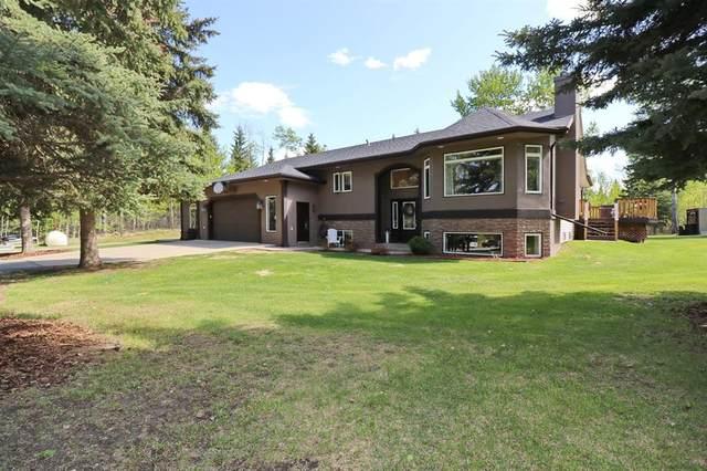 710082 Range Road 55, Rural Grande Prairie No. 1, County of, AB T8W 5A6 (#A1001423) :: Canmore & Banff