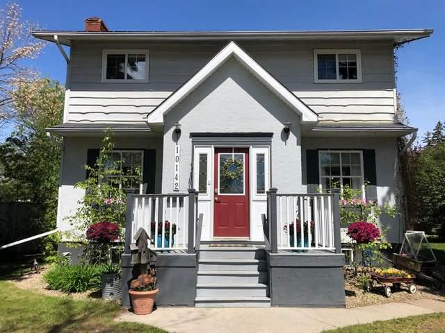 10142 95 Avenue W, Grande Prairie, AB T8V 0L7 (#A1001442) :: Team Shillington | Re/Max Grande Prairie